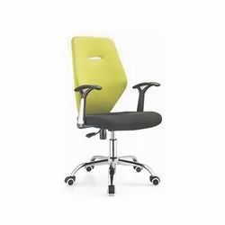 B-1035A Medium Back Revolving Chair