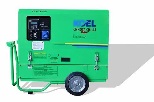 small portable diesel generator. Fine Generator 35  5 KVA Small Portable Diesel Generator For L