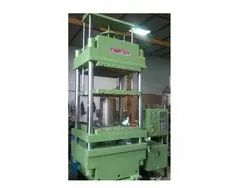 Hydraulic Rubber Molding Press