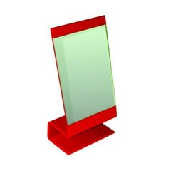 Optical Sunglasses Acrylic Table Top Mirror