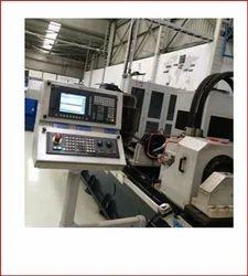 Attractive CNC VMC Machine Installation