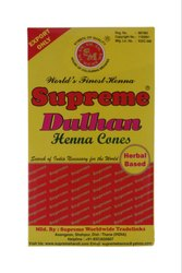 Supreme Dulhan Jumbo Henna Cones