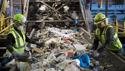Waste Recycling Machine Services