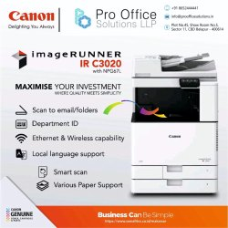 CANON imageRUNNER C3020