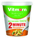 Instant Oats Masala Red Thai Curry Cup