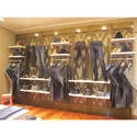 Garment Display Rack