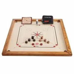 Wooden Carrom Board, Ply Thickness: 5 Mm