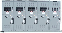 Three Phase Commercial Switchgear