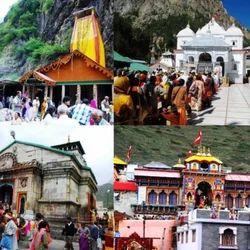 Tour No. 85) Dwarka, Badrikedarnath, Vaishnodevi, Yamunotri, Gangotri, Haridwar (Days 29)
