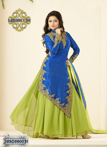 7901c9c805d Party Wear Designer Anarkali Salwar Suit, Rs 2600 /piece, The ...