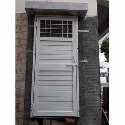 Hinged Iron Safety Door