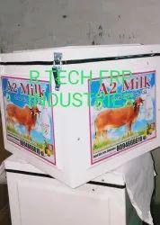 Milk Bottle Delivery Box