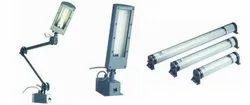 Led, Cfl CNC MACHINE LAMP, 10, Dimension: 650MM