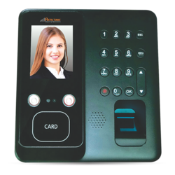 Realtime T304F Face with Finger Attendance Access Control