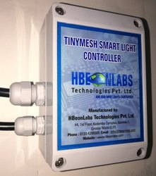 Tinymesh Based Smart Street Light Controller
