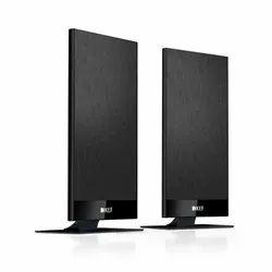 100 Watts KEF T -101 Ultra Slim Satellite Speakers
