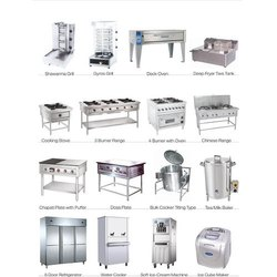 Aasthaa Enterprises 202 And 304 Kitchen Equipments