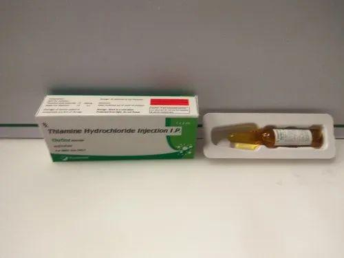 Pharmaceutical Injection - Methylcobalamin, Pyridoxine HCI