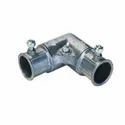 Stainless Steel Corner Elbow, Size: 1 -2 Inch
