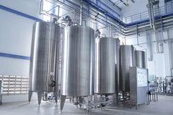 Storage Tank For Pharma Industry