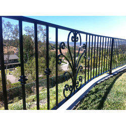 Boundary Railing - Boundary Wall Railing Manufacturer from New Delhi