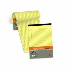 Campap Paper Top Bound Legal Pad Large, Size: A4