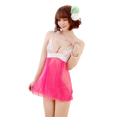 b41176f3d Free Size Ladies Baby- Doll Night Dress