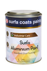 Surfa Aluminium Paint