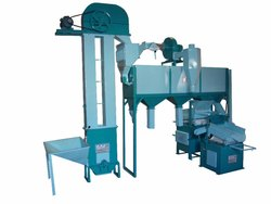 Multi-Purpose Seed Cleaning Machine