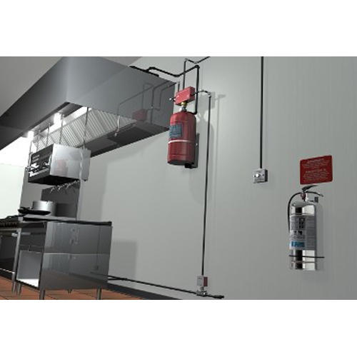 Kitchen Hood Suppression System