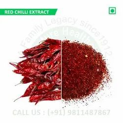 Red Chilli Extract (Lal Mirch, Capsicum Annuum, Capsicum Frutescens, Lanka, Marcha, Milagay)
