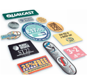 Adhesive Paper Printing Stickers