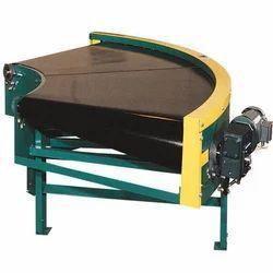 Curved Belt Conveyor