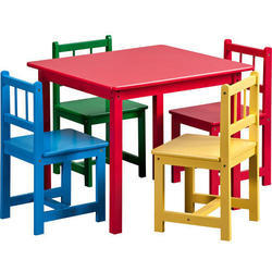 Rhys Kids Table Chair Set