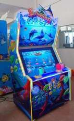Fish Arcade Machine