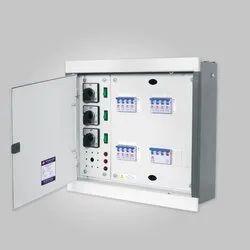 Mild Steel HPL Phase Selector Distribution System