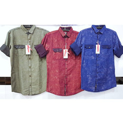 Indico denim Casual Shirt