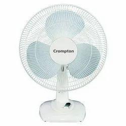 3 Table Top Crompton Table Fan