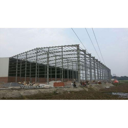 Steel Warehouse Shed Structure