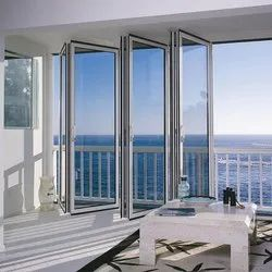 Aluminium Sliding Folding Door System