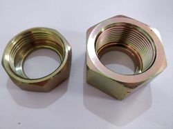 Mild Steel Hose Nuts