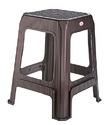Square Plastic Stool - Big