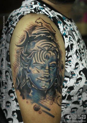 Best Lord Shiva Tattoos