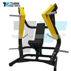 Chest Press Plate Loaded Gym Machine