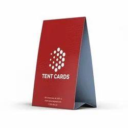 Tent Card Design Service