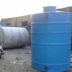 PP FRP Raw Water Tank