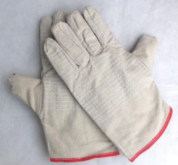 Cotton Canvas Glove