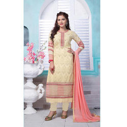 Embroidery Designer Suit
