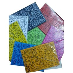 Multicolor Exclusive Student Notebook