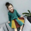 Colored Kids Dress